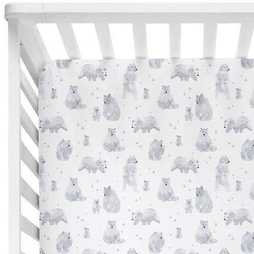 Little Bear - Crib Sheet