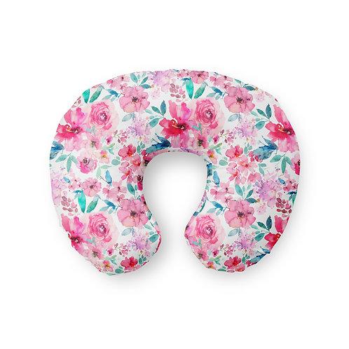 Pink Cordelia - Nursing Pillow Cover