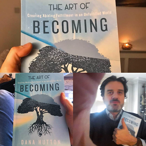 The Art of Becoming Paperback