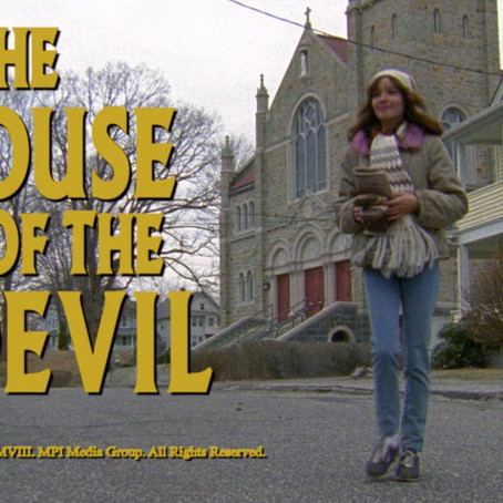 The House of the Devil: nostalgia de los años 80 (a la perfección)