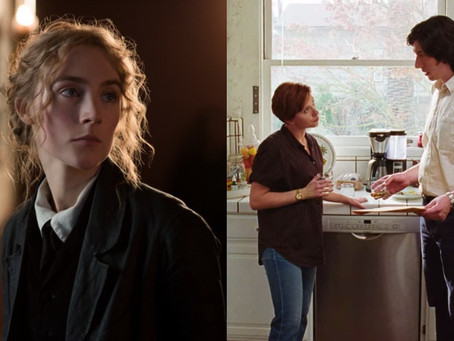 Marriage Story (Noah Baumbach, 2019) / Little Women (Greta Gerwig, 2019)