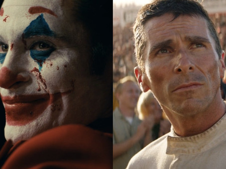 Joker (Todd Phillips, 2019) / Ford v Ferrari (James Mangold, 2019)