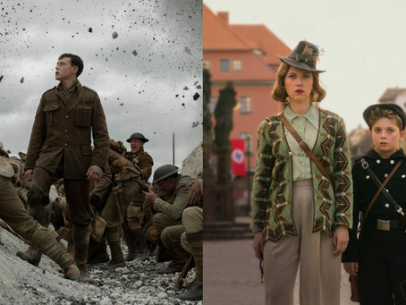 1917 (Sam Mendes, 2019) / Jojo Rabbit (Taika Waititi, 2019)