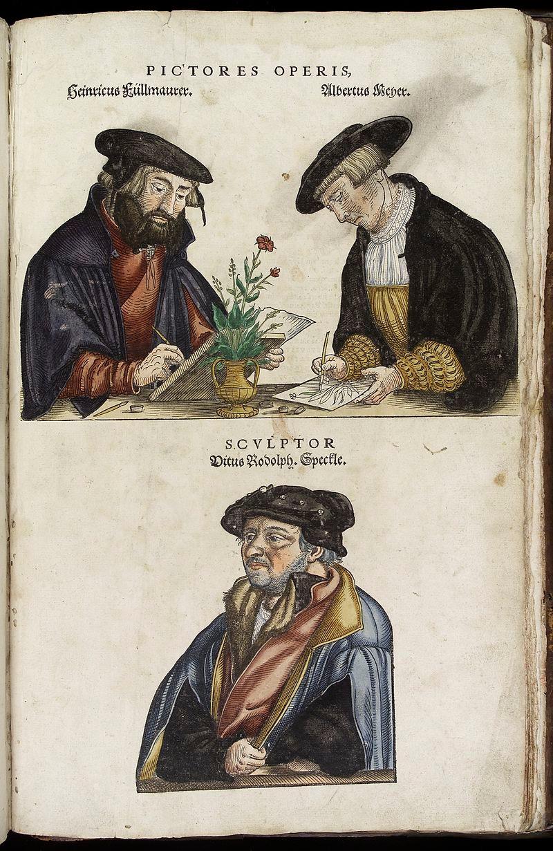 Leonhart Fuchs's epic pre-Linnean publication of 1542, De Historia Stirpium Commentarii Insignes