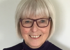 Meet our Local Champion Co-ordinator and Artist - Anne Girling