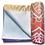 Thumbnail: Meditation Mat / Yoga Mat Towel/Covering - Rainbow Mandala Design