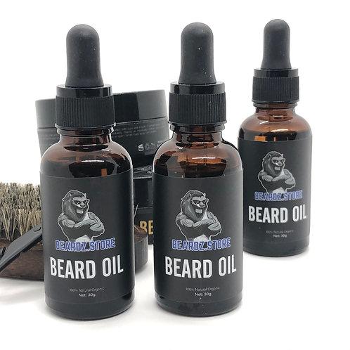Beardz.Store Beard Oil - 30ml