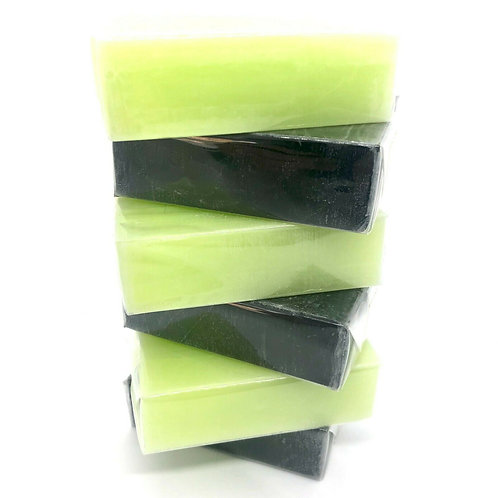 Activated Charcoal & Tea Tree Soaps (2x100g) Gift Soap