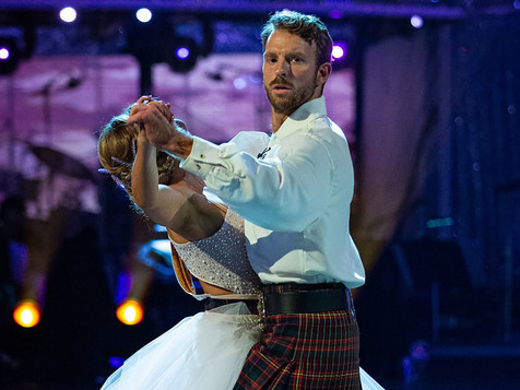 Strictly Come Dancing: JJ Chalmers Swings into the Quarter-Finals in a Handmade Kilt