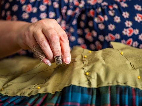 The Healing Power of Stitch: In Conversation with Kirsty Kinnear