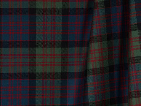 The Colours of Tartan