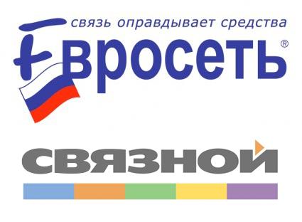 Euroset and Svyaznoi Cash kiosks