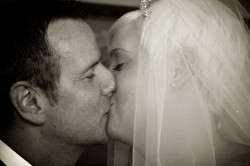 A Kiss To Say 'I Do'