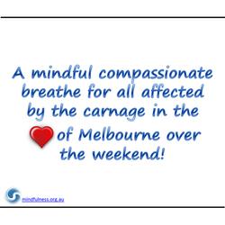 Melbourne carnage