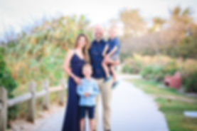 Jonathan Van Hemert and family