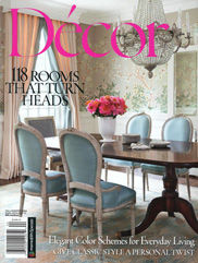 Rod Mickley Interiors featured in Luxe Interiors + Design