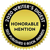 Altared wins Writer's Digest Honorable Mention