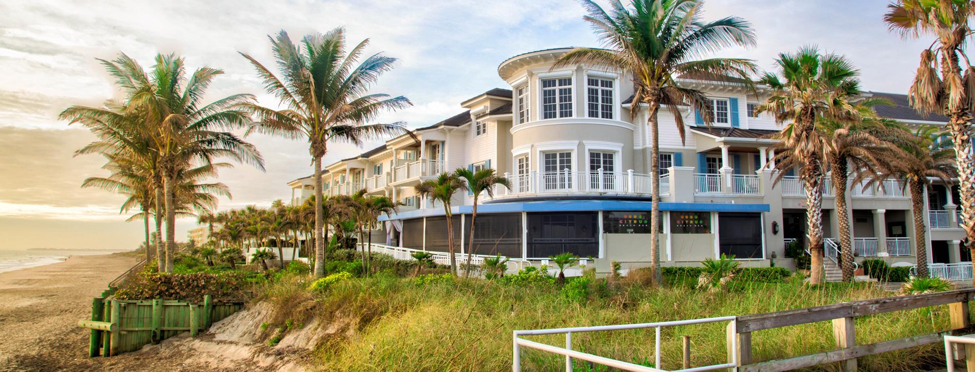 Citrus Oceanfront Dining Vero Beach