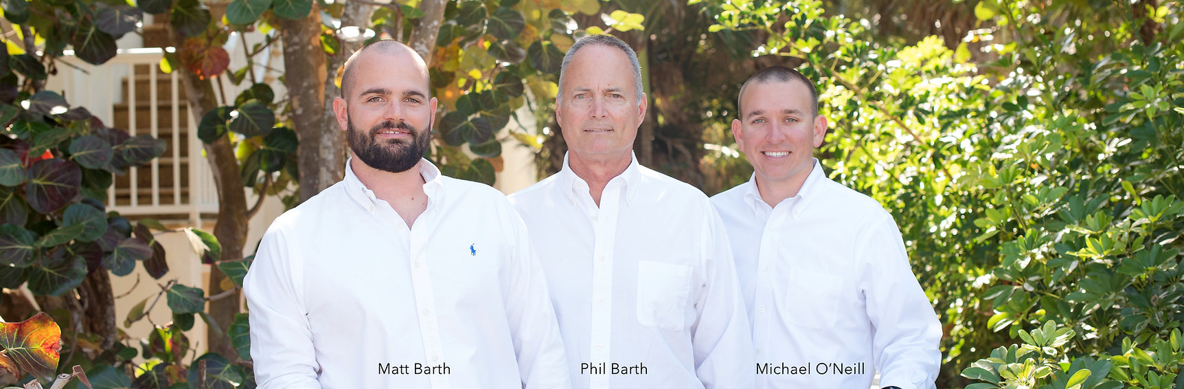 Barth Construction Leadership Team