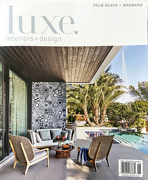 Barth Construction Featured in Luxe Magazine