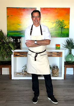 Scott Varricchio chef and owner of Citrus restaurant in Vero Beach