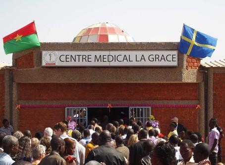 Nu är vårt sjukhus invigt