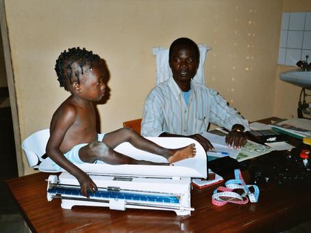 Vår sjukhusfond hjälper de allra fattigaste