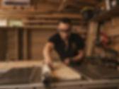 Derek X. Aguilar X-Managed custom woodwo