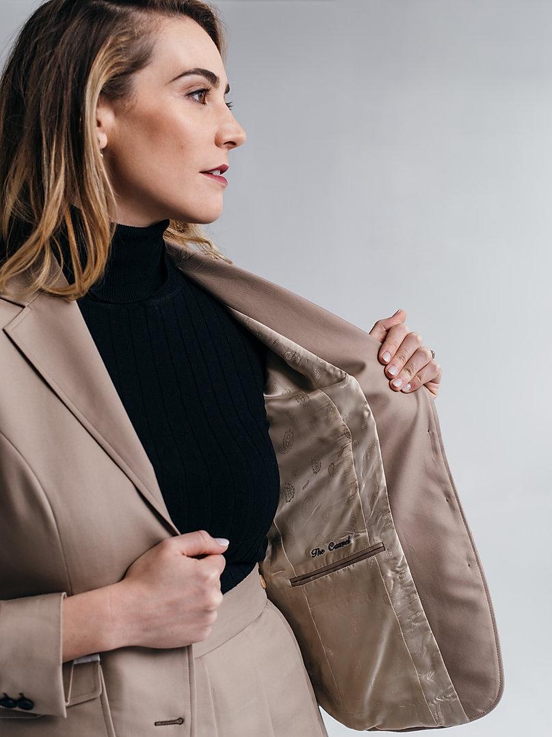 Eleanora Morrison SHE Media Custom skirt