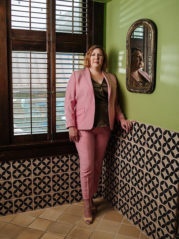 Meg Barron Hotel Havana San Antonio The