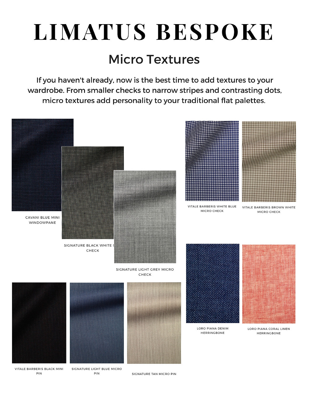 Book an appointment to view our full selection of Micro Textures
