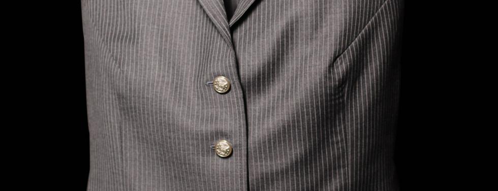Lita Pinstripe Suit