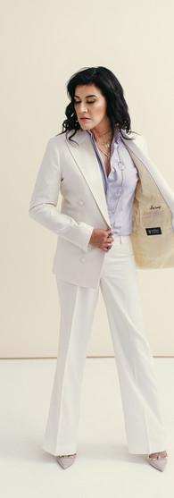 X Creative White Tuxedo $3,149