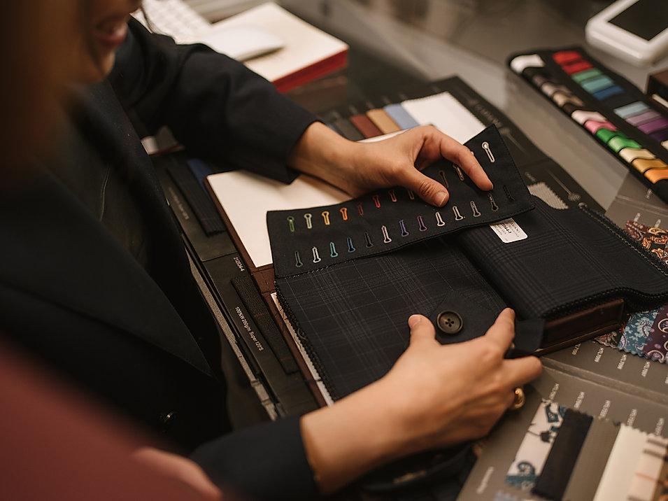 build your custom suit tuxedo fabrics bu