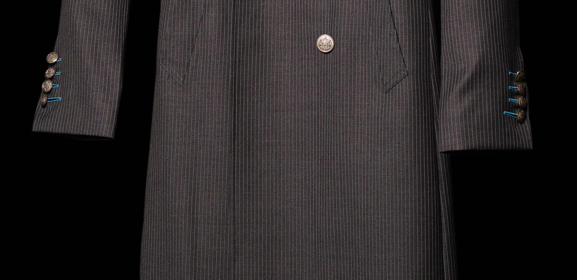 Lita Pinstripe Jacket