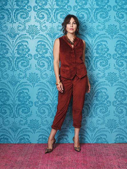Tessa Moss Limatus Bespoke Women's Rust