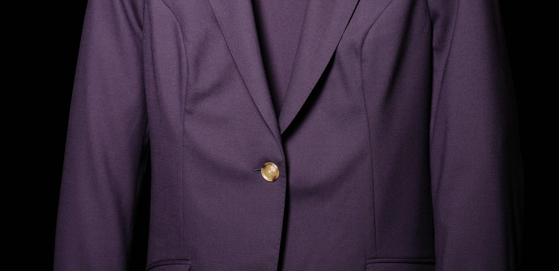Mimi Purple Suit