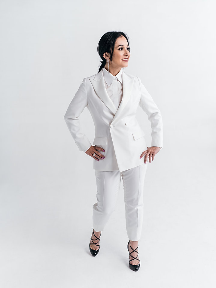 Dr. Erika Gonzales Reyes CEO Womens whit