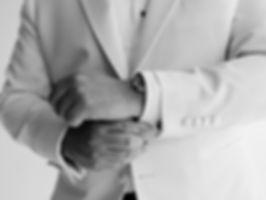 surgeon cuffs bespoke tuxedo