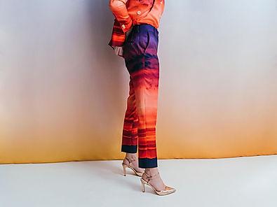sunset custom printed pants san antonio