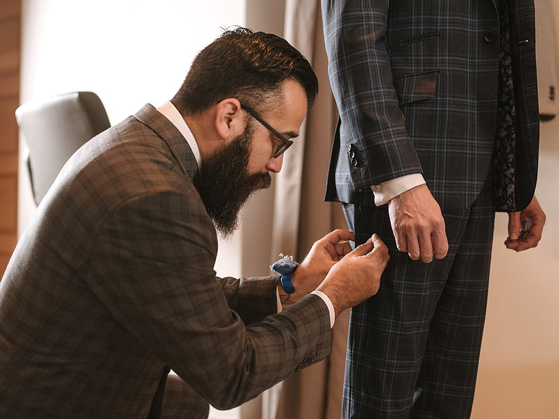 Best Tailor San Antonio suit pants jacke