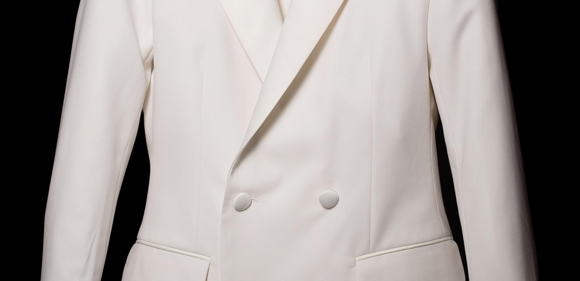 Oropeza White Tuxedo