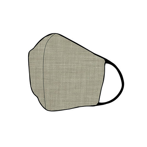 Men's 3-ply Linen (Tan)