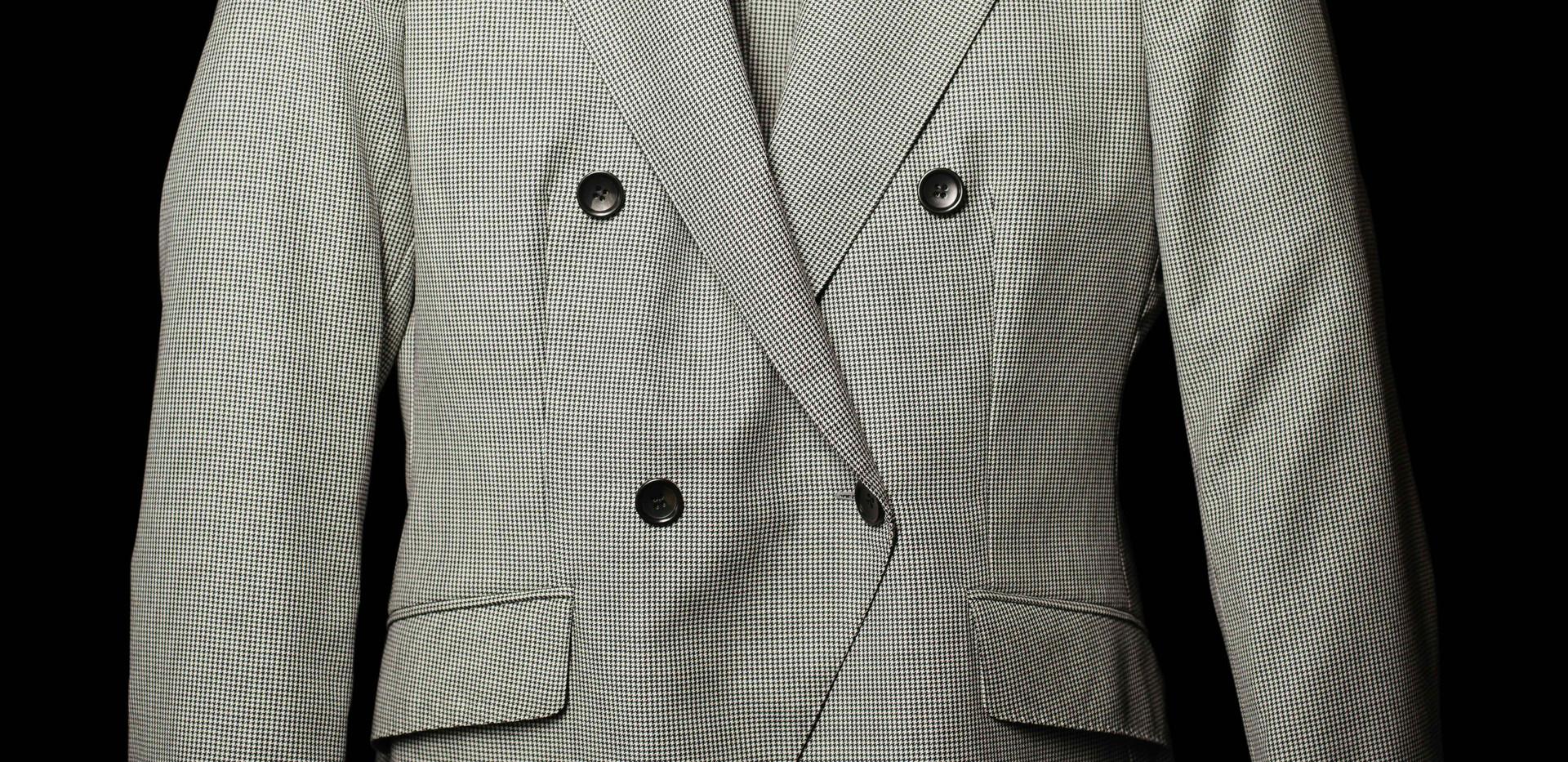Joan Houndstooth Suit