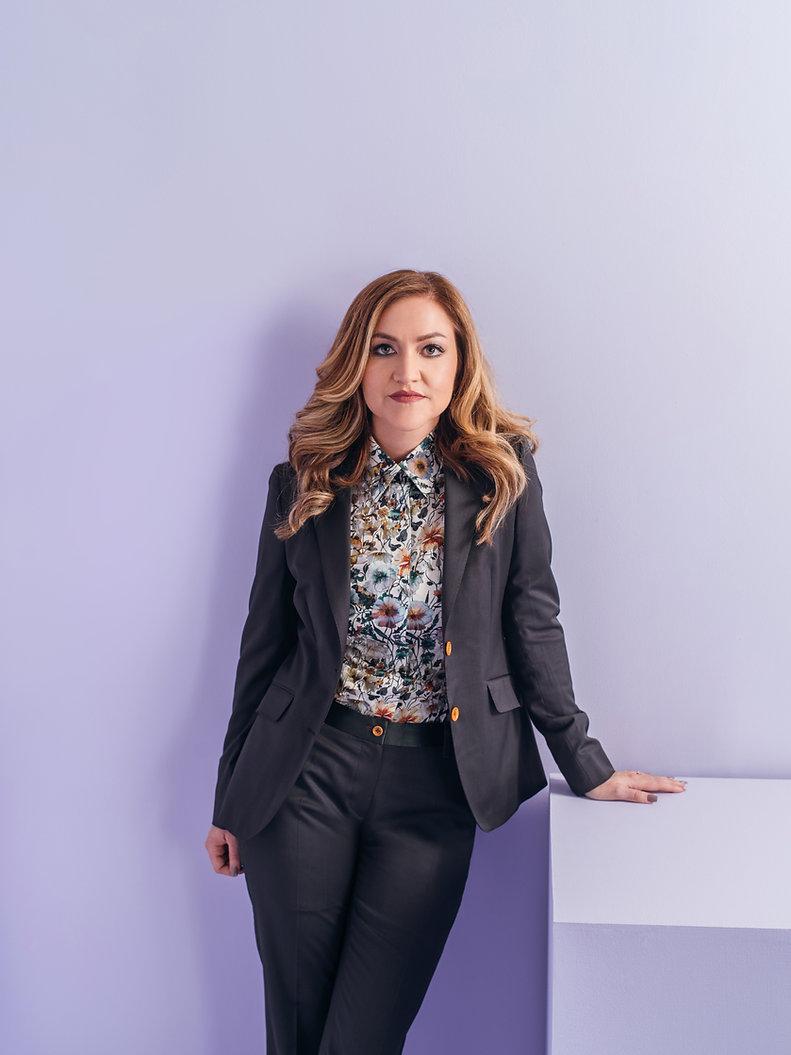 Jenna Saucedo Herrera CEO San Antonio ec
