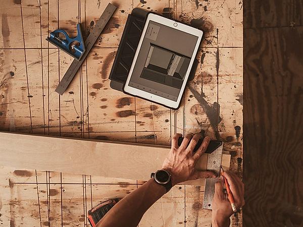Derek X. Aguilar custom closets and wood