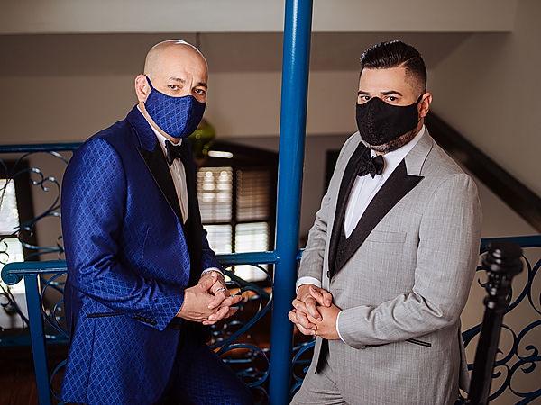 Custom Tuxedo San Antonio Matching Face