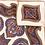 Thumbnail: Vanilla and Coffee Magnolia Pocket Square