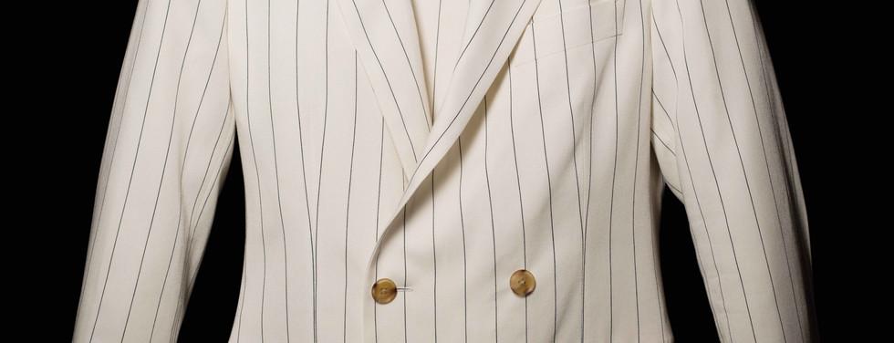 The Ellie Pinstripe Suit