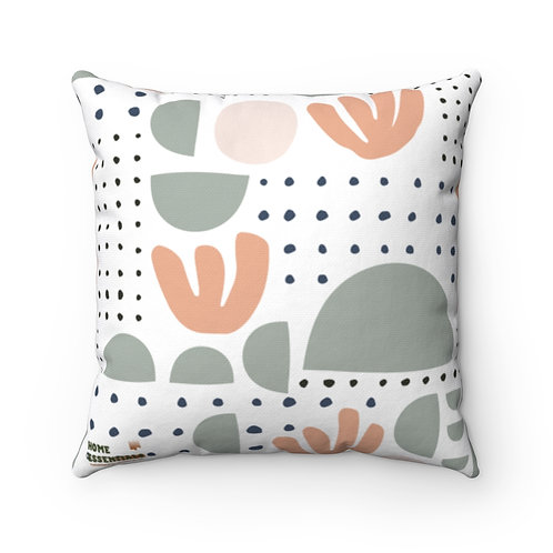 Abstract Floral | Pillow